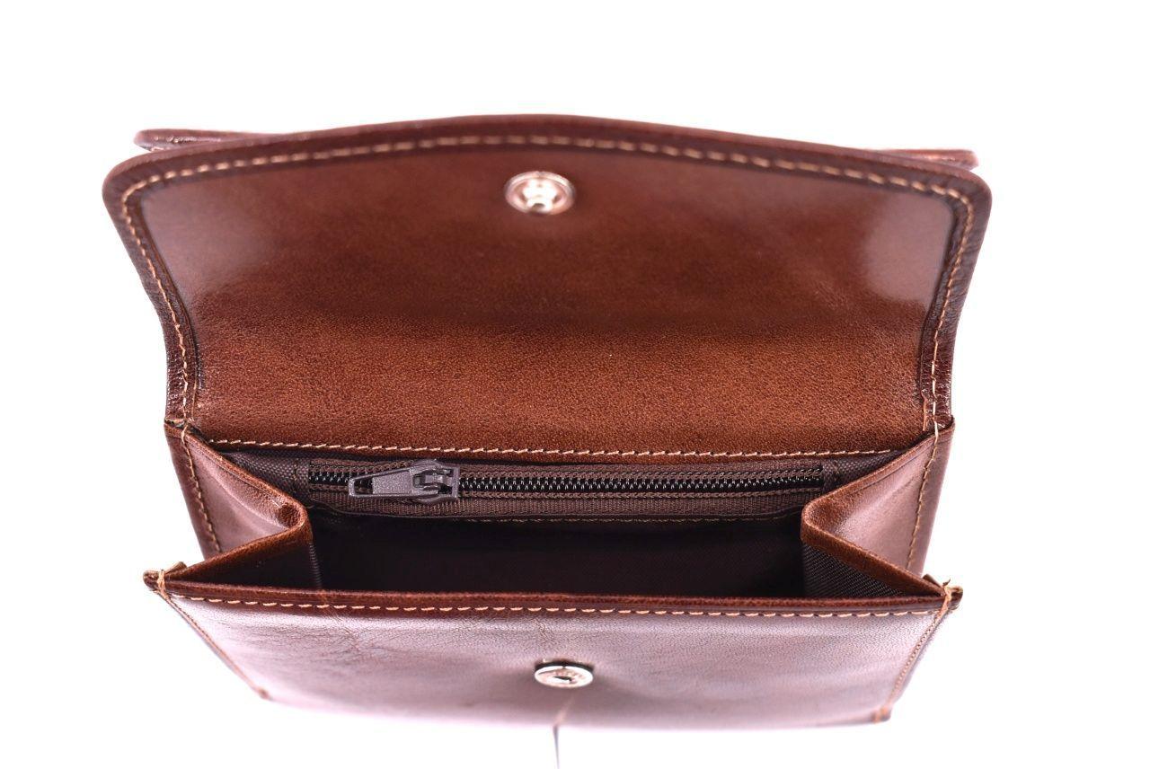 Dámská kožená peněženka Arteddy -černá 38919