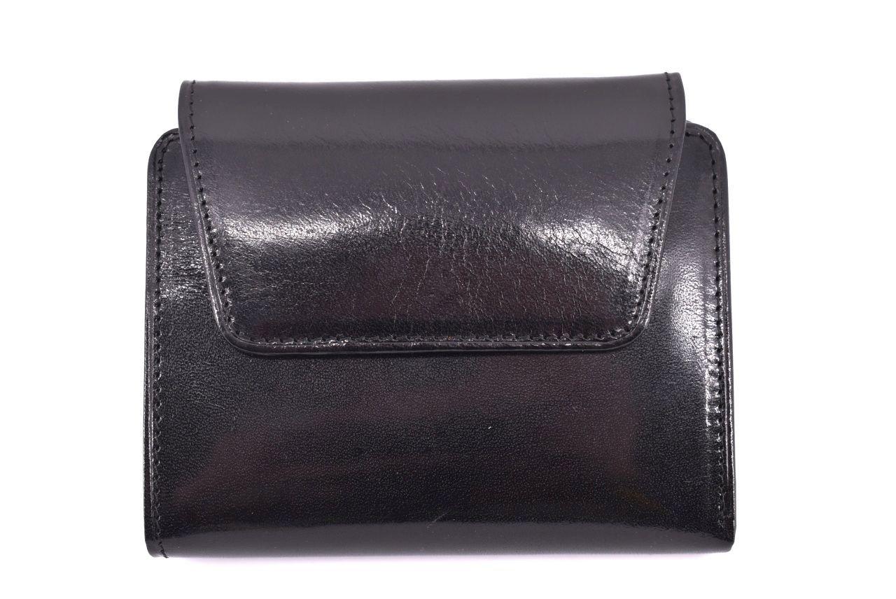 Dámská kožená peněženka Arteddy -černá 26759