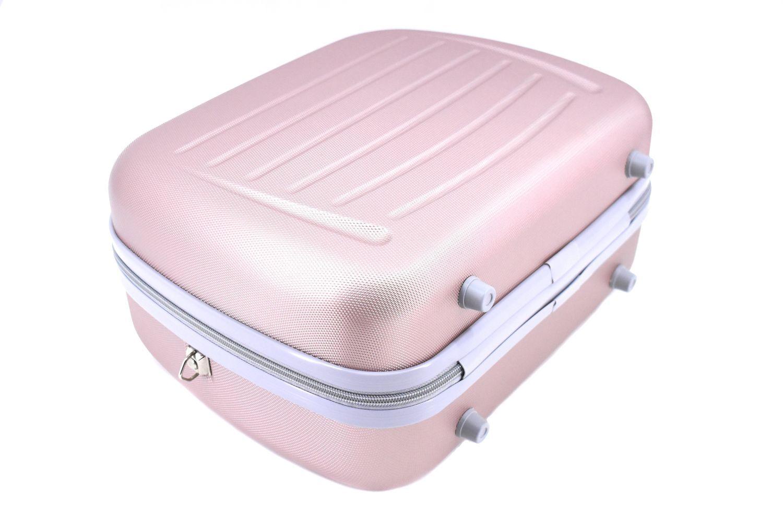 Kosmetický palubní příruční kufr Arteddy - tmavě modrá 40877