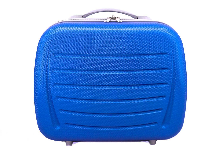 Kosmetický palubní příruční kufr Arteddy - modrá 40877