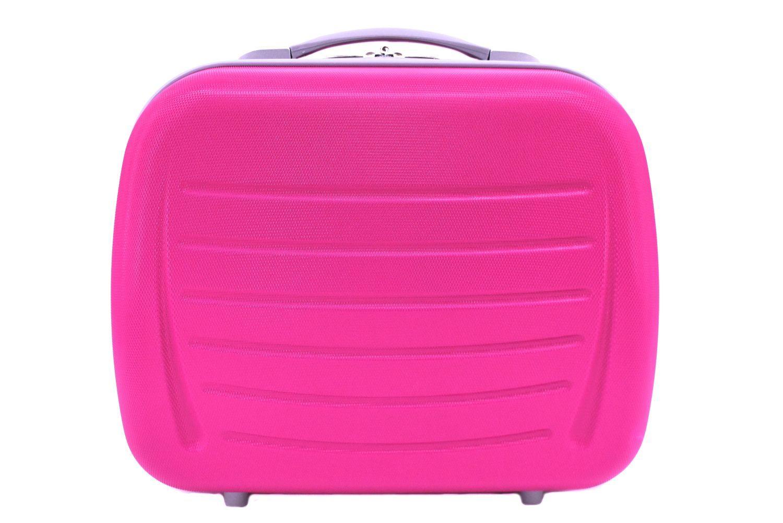Kosmetický palubní příruční kufr Arteddy - fuxia 40877