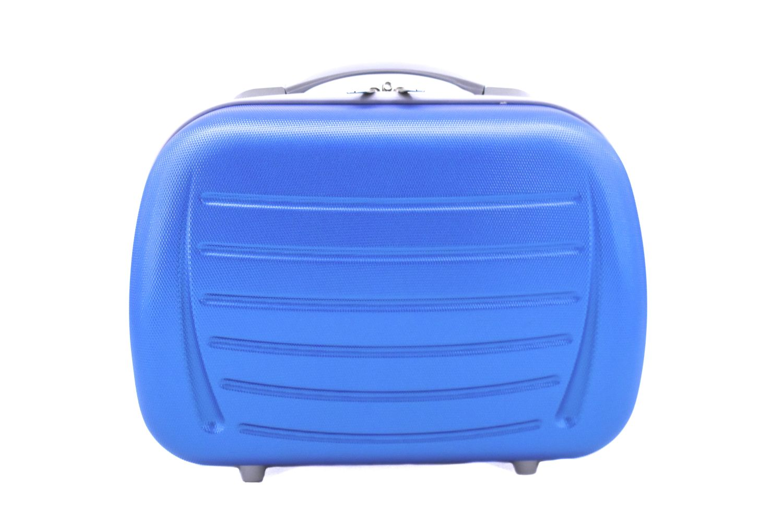 Kosmetický palubní příruční kufr Arteddy - modrá 40878