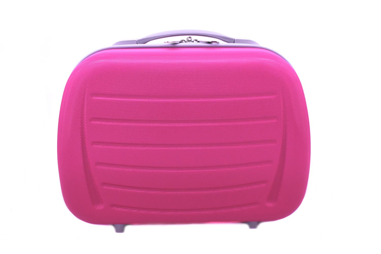 Kosmetický palubní příruční kufr Arteddy - fuxia 40878