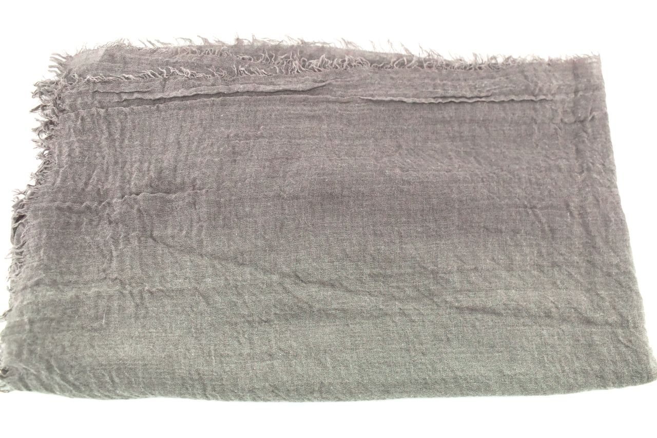 Dámský jednobarevný šátek - béžová