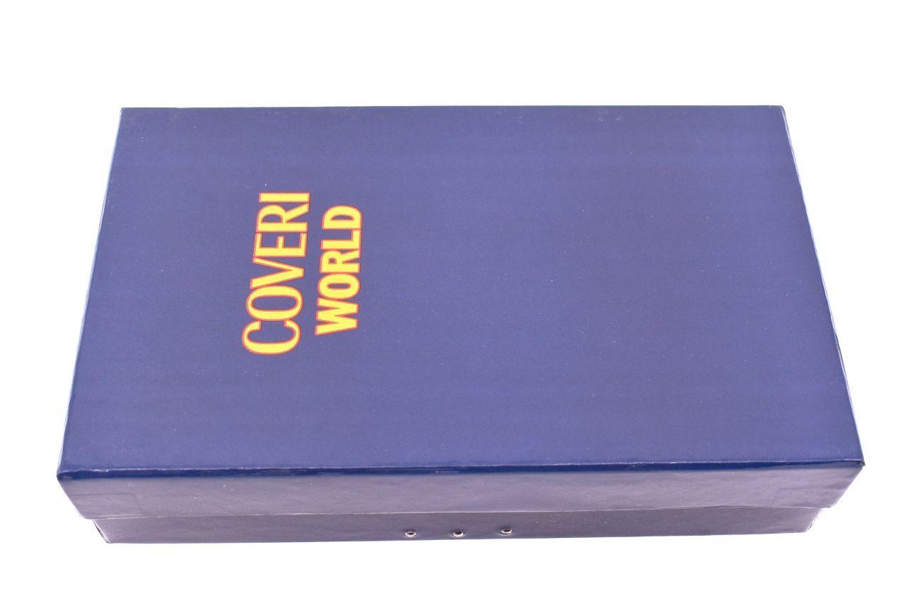 Dámská kožená peněženka Coveri World - zelená