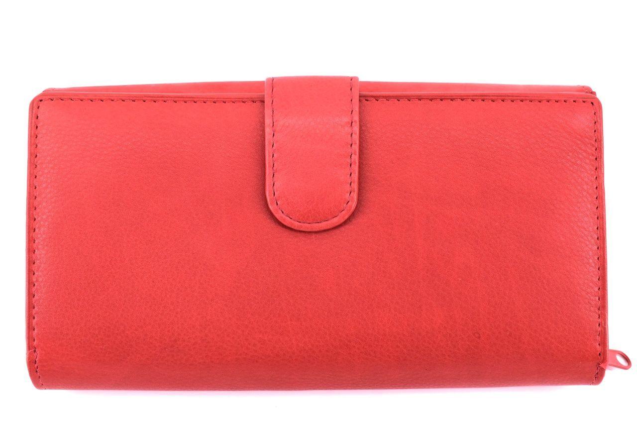 Dámská kožená peněženka Coveri World - černá 33299