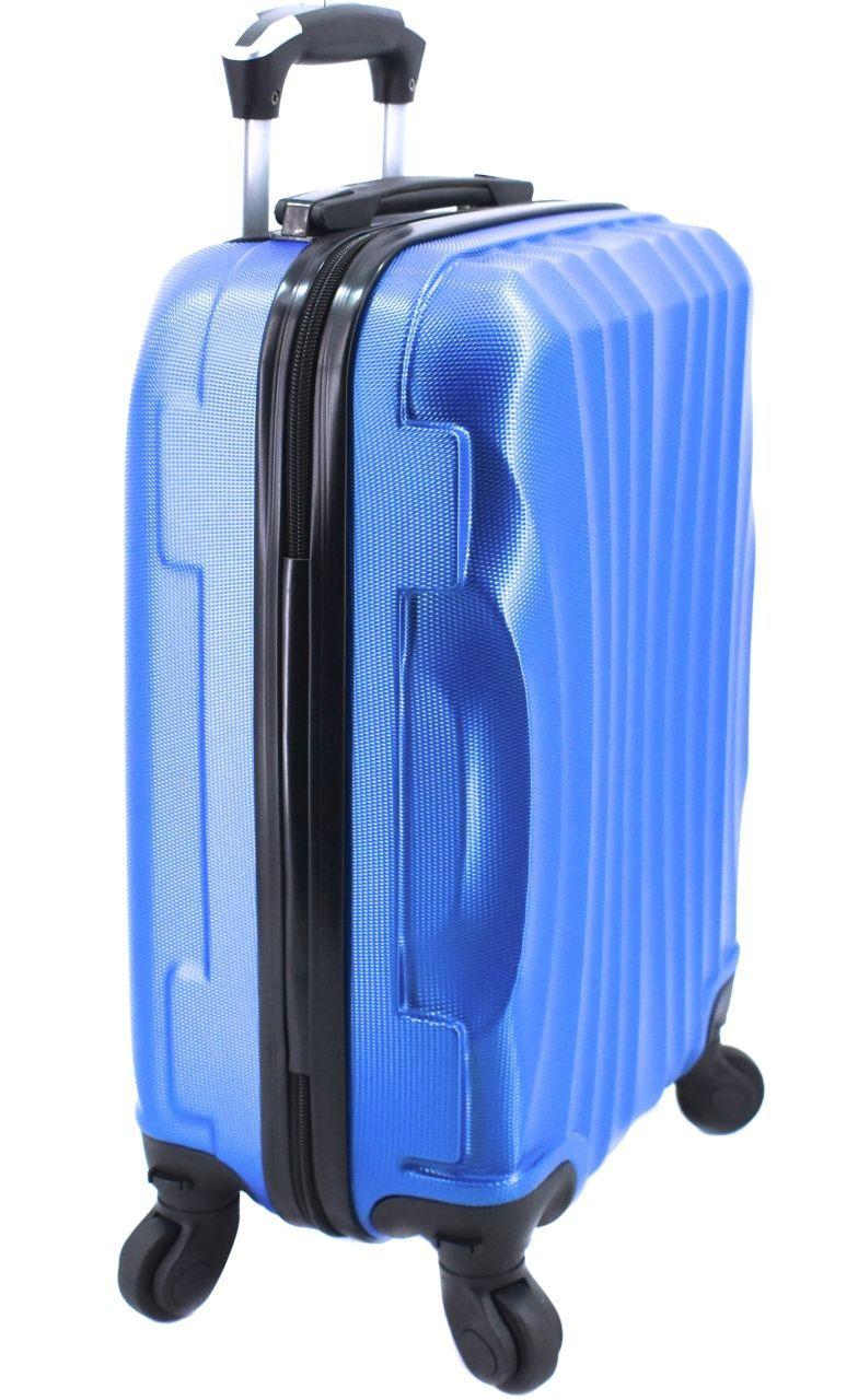 Cestovní palubní kufr Arteddy / 4 kolečka (XS) 30l - stříbrná 6020 (XS)