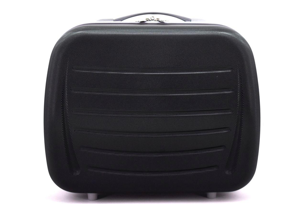 Kosmetický palubní příruční kufr Arteddy - černá 40877