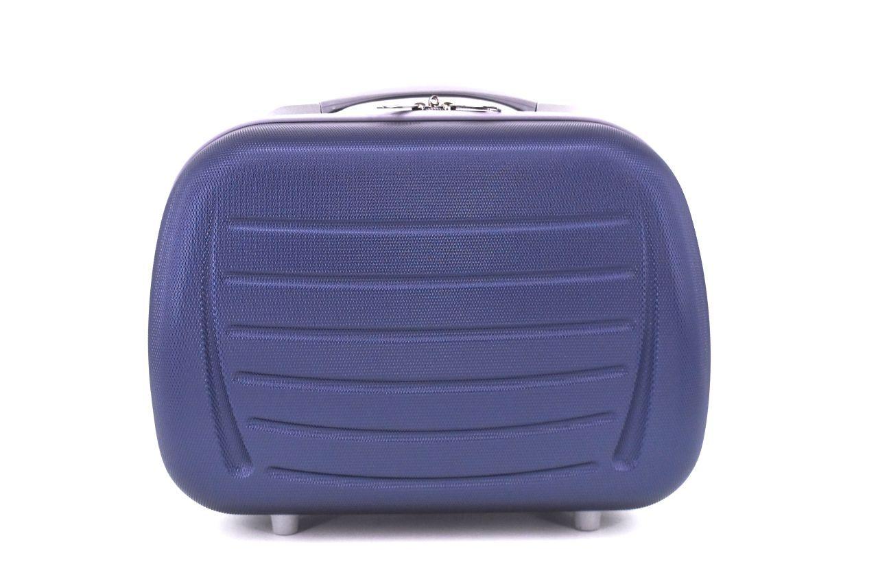 Kosmetický palubní příruční kufr Arteddy - tmavě modrá 40878