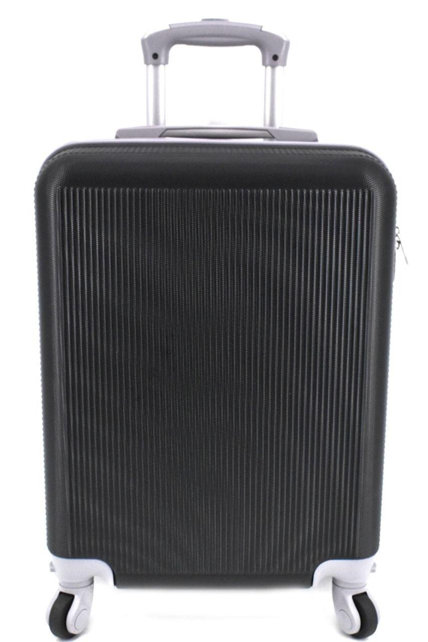Cestovní palubní kufr na čtyřech kolečkách Arteddy (S) 36l - černá 3017 (S)