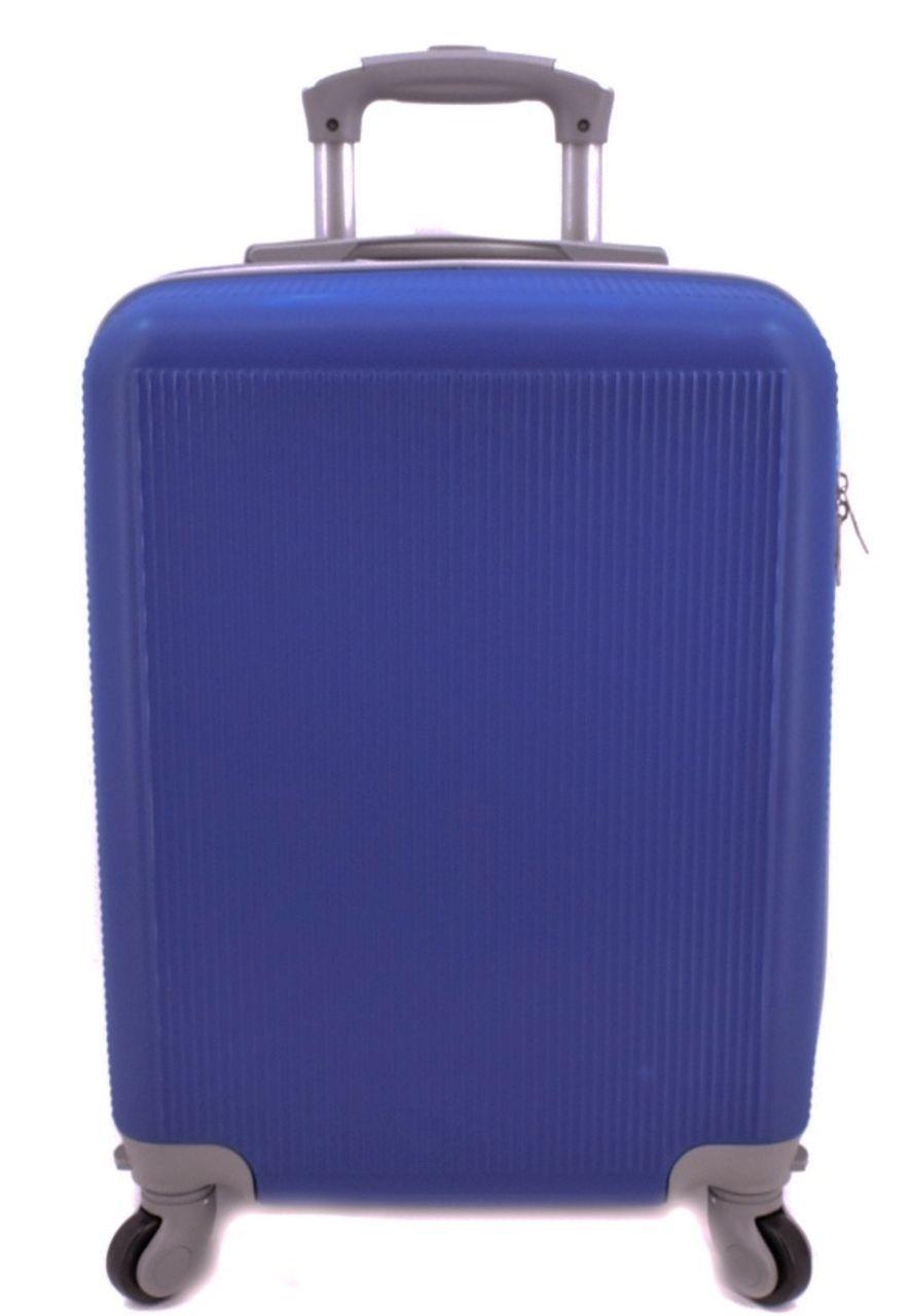 Cestovní palubní kufr na čtyřech kolečkách Arteddy (S) 36l - tmavě modrá 1 6017 (S)