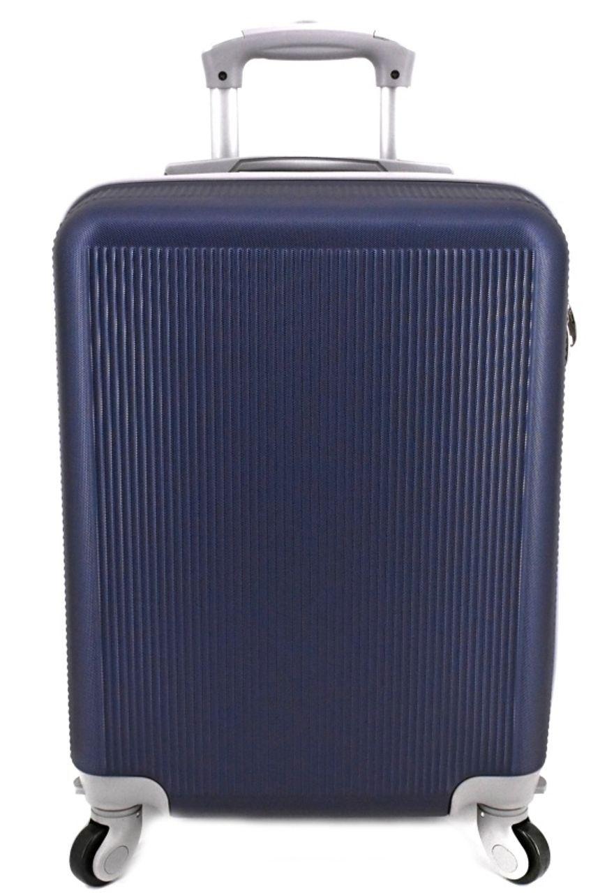 Cestovní palubní kufr na čtyřech kolečkách Arteddy (S) 36l - tmavě modrá 2 6017 (S)
