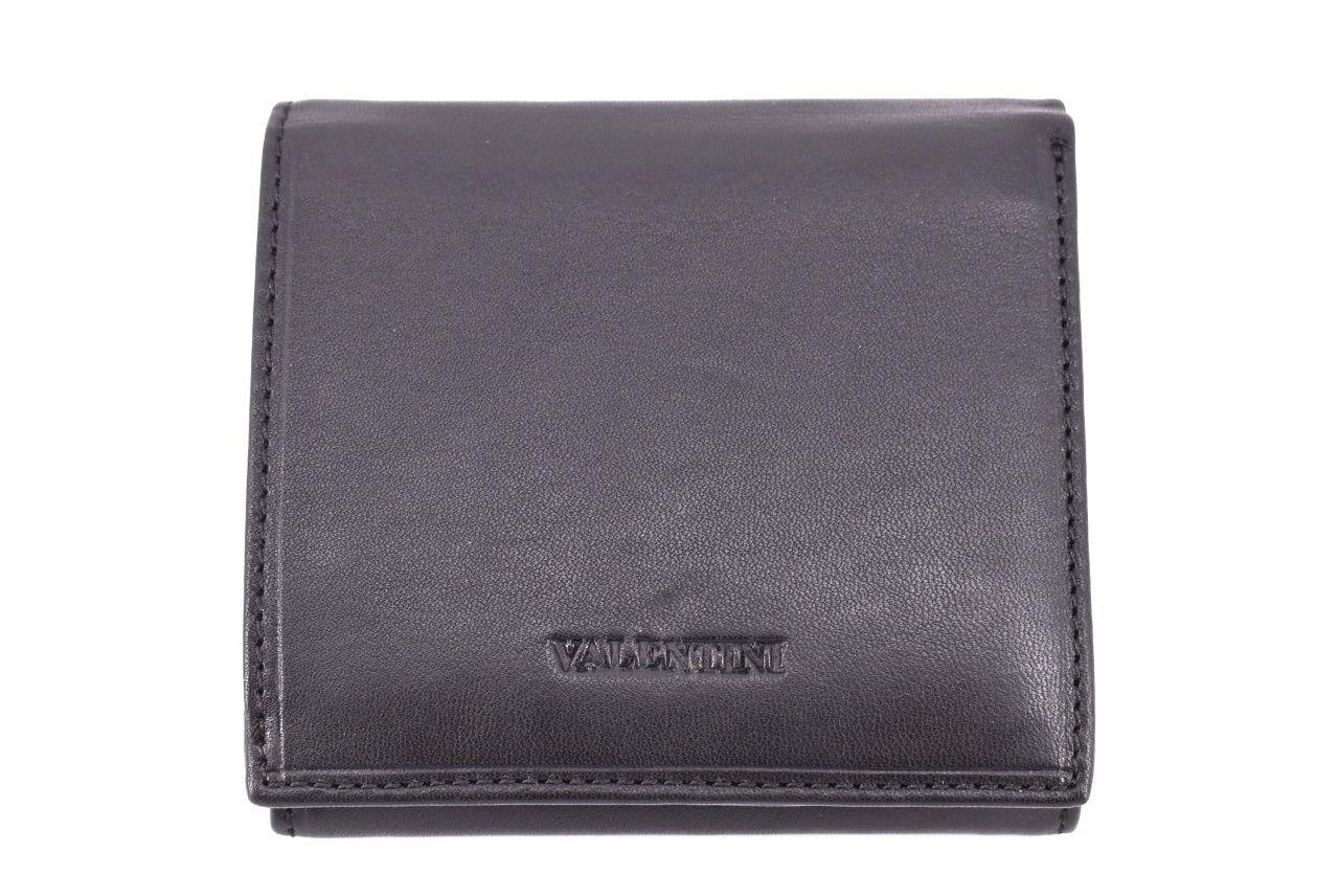 Pánská kožená peněženka Valentini - černá 33267