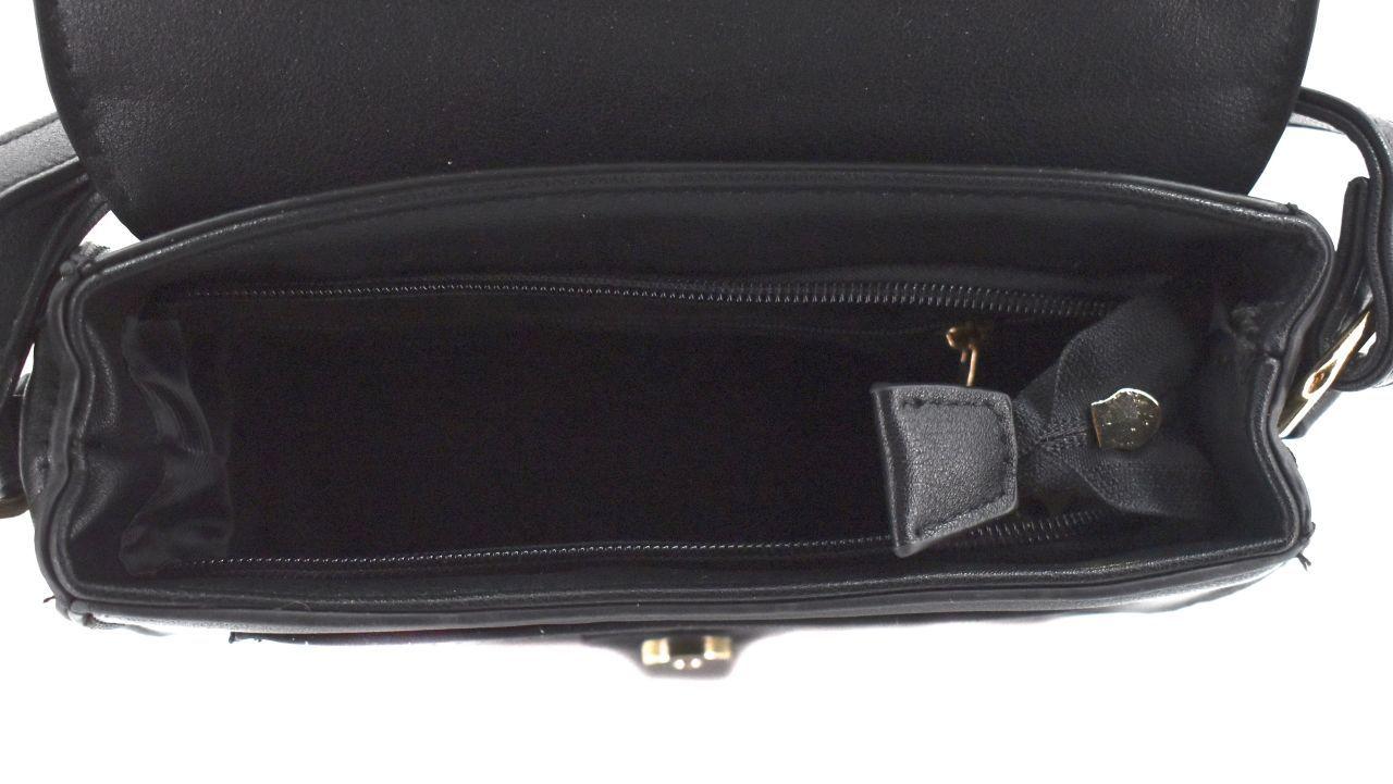 Dámská kabelka crossbody - khaki 33699