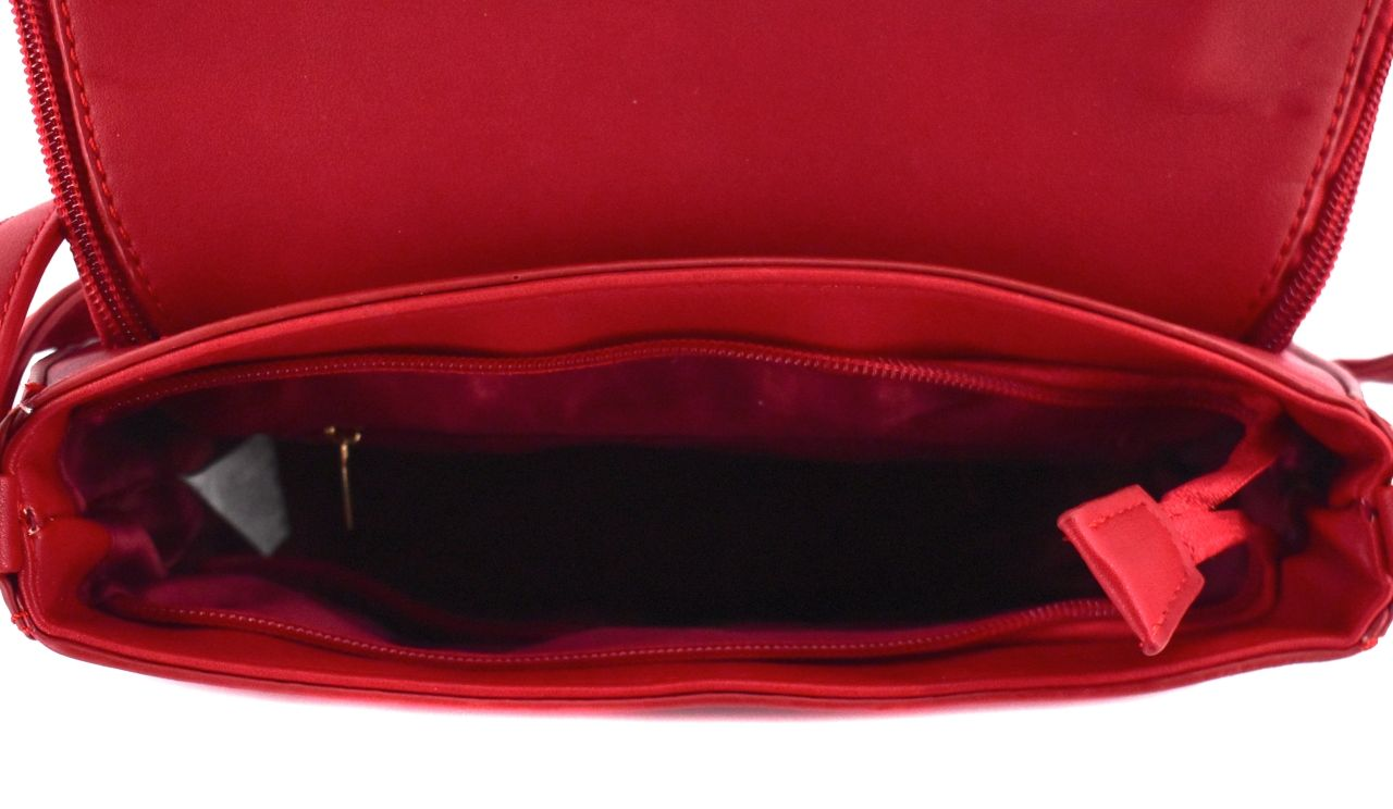Dámská / dávčí kabelka crossbody - hořčicová 40171