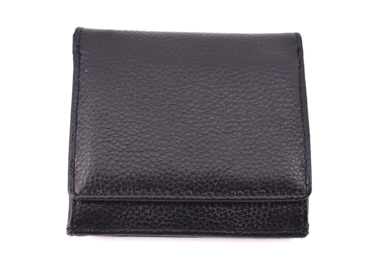 Dámská kožená peněženka Arteddy -černá 34912