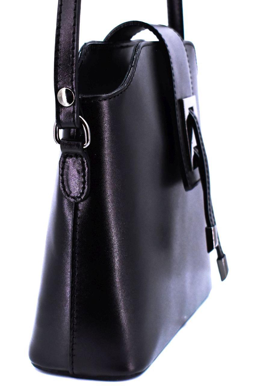 Dámská kožená kabelka crossbody Arteddy - camel 40923