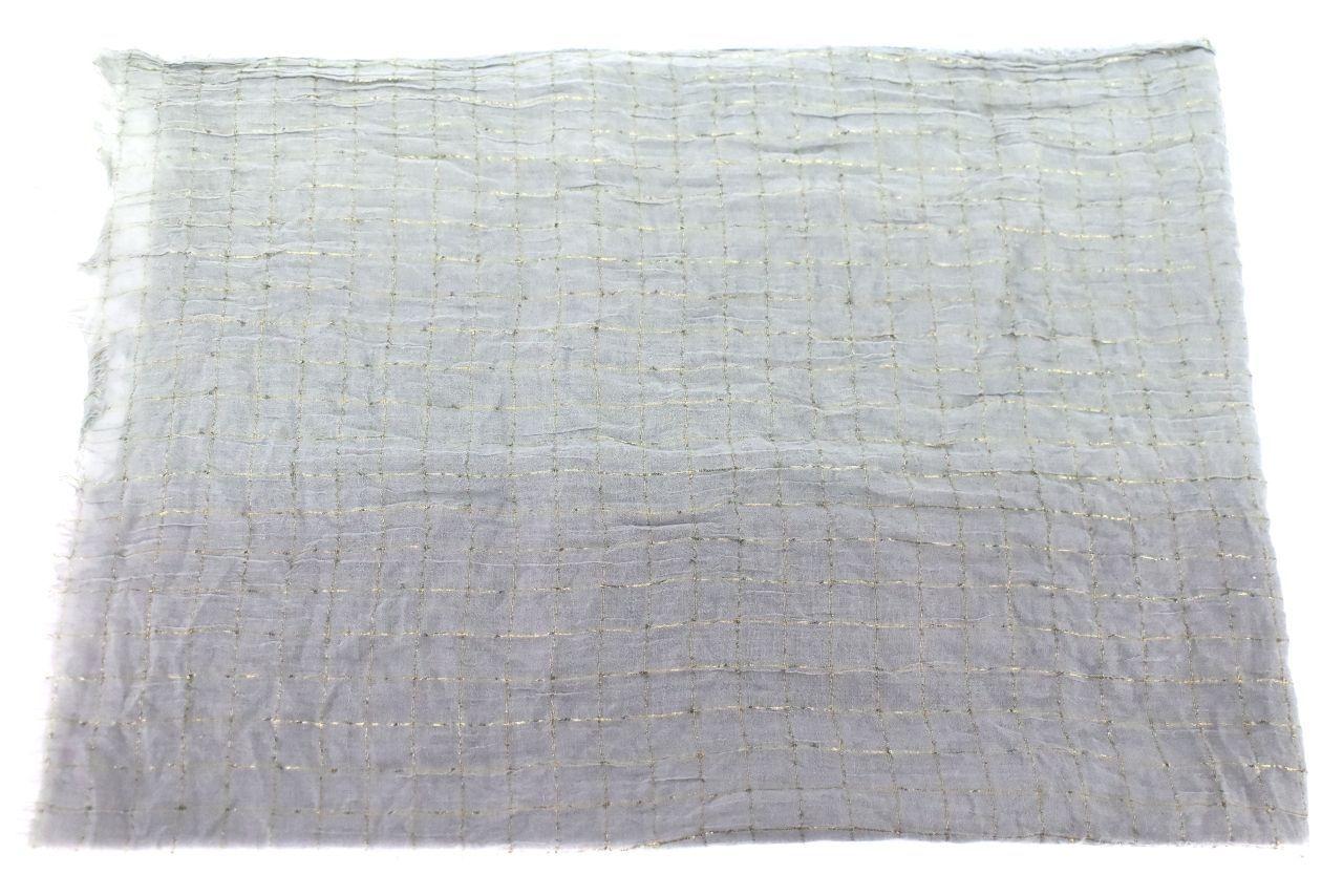 Dámský šátek - světle béžová