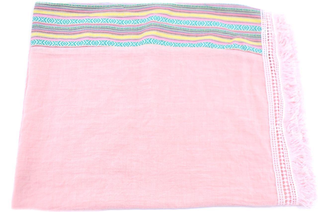 Moderní šátek - světle béžová