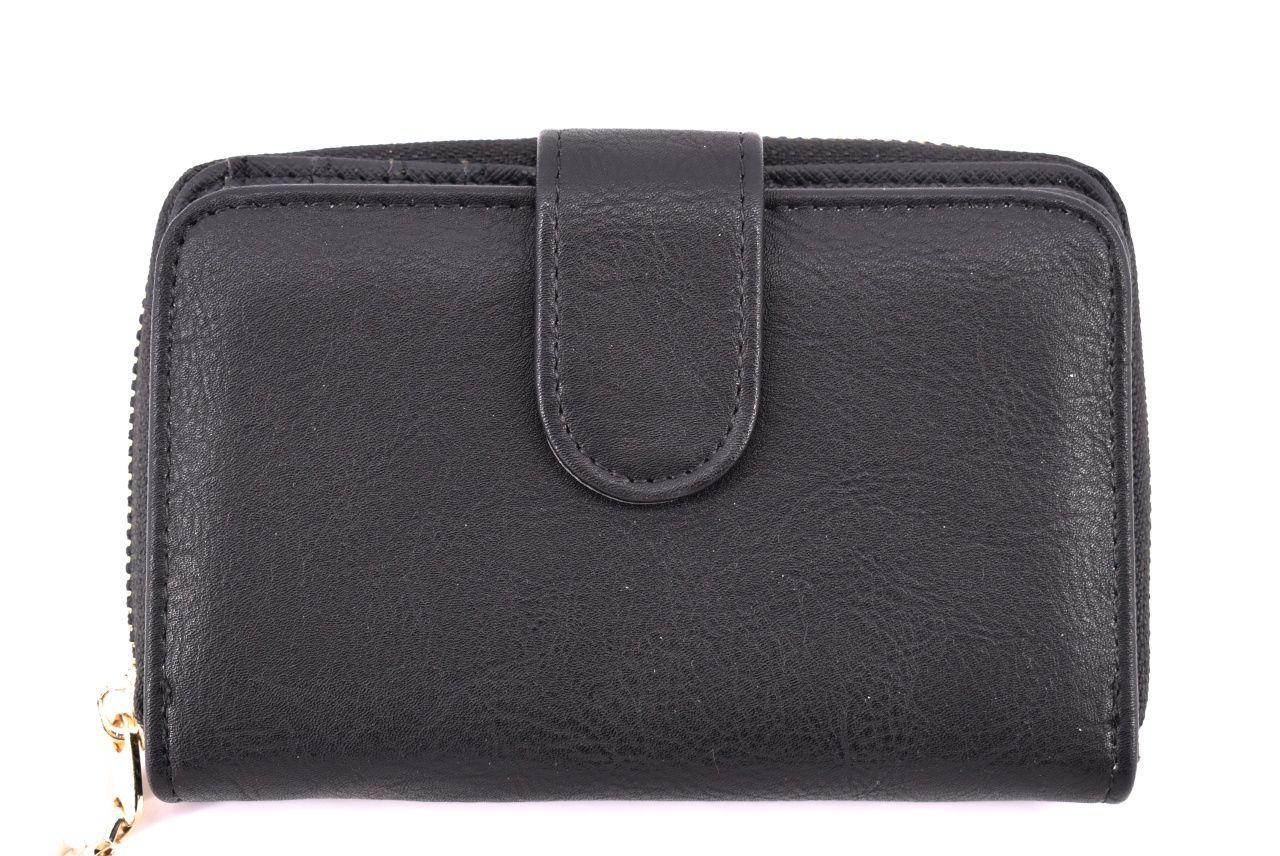 Dámská / dívčí peněženka - černá 33796