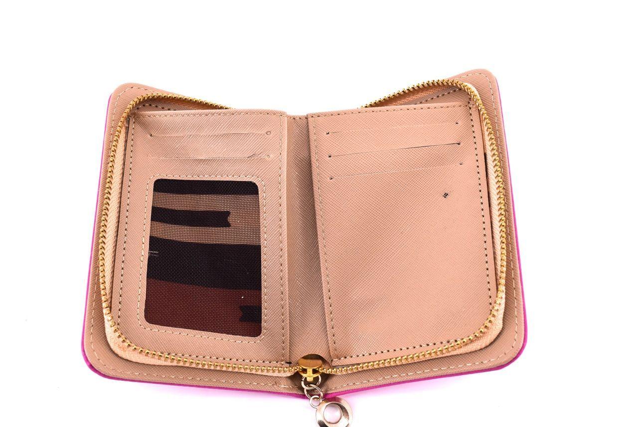 Dámská / dívčí peněženka pouzdrového typu - černá 29948