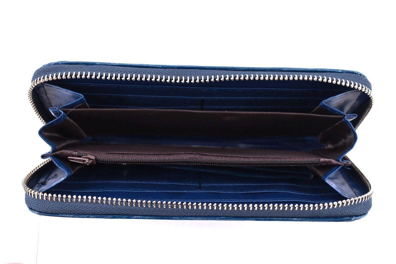 Dámská / dívčí peněženka  pouzdrového typu - tmavě hnědá