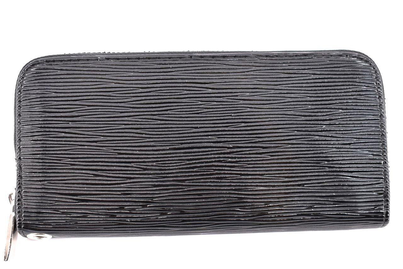 Dámská / dívčí peněženka pouzdrového typu - černá 25687