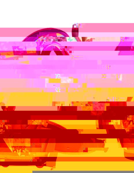 Dívčí školní batohy s motýlky Bagmaster POLO 7 A PINK/VIOLET 8591805007292