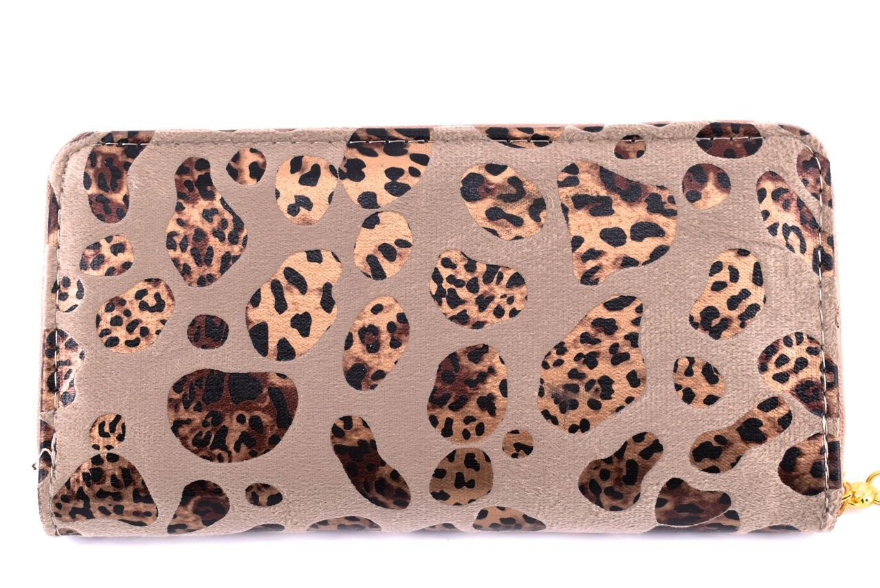 Dámská / dívčí peněženka pouzdrového typu - béžová 26567
