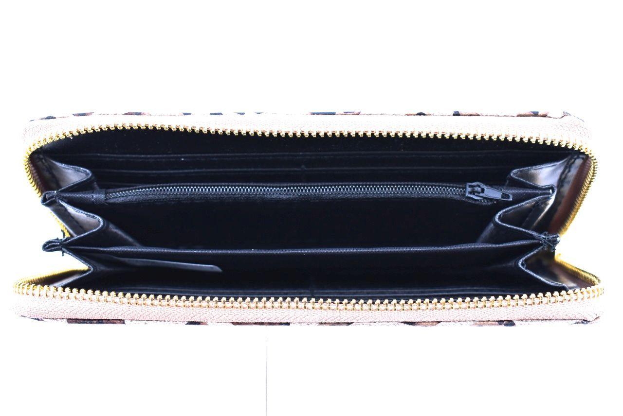 Dámská / dívčí peněženka  pouzdrového typu - černá