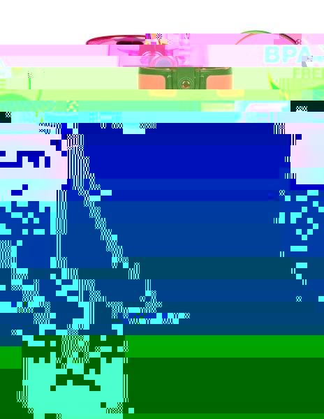 Bagmaster Atestovaná láhev na pití BOTTLE 20 A PINK, novinka, růžová, látkové poutko, Automatické otevírání s pojistkou proti vylití