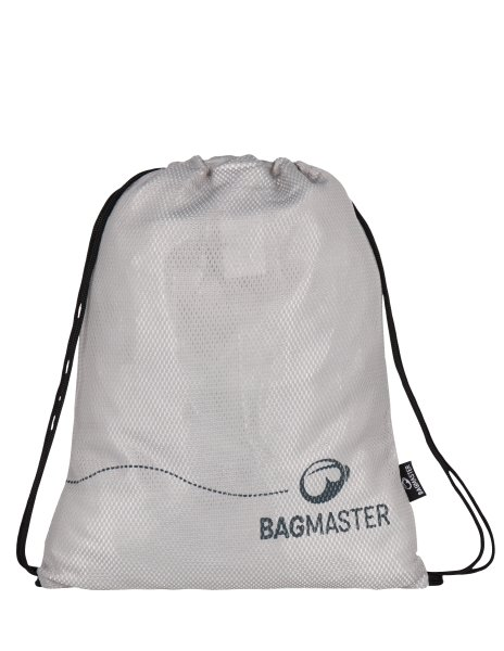 Školní sáček na přezůvky Bagmaster GLOBE SHOES 7 A 8591805007735