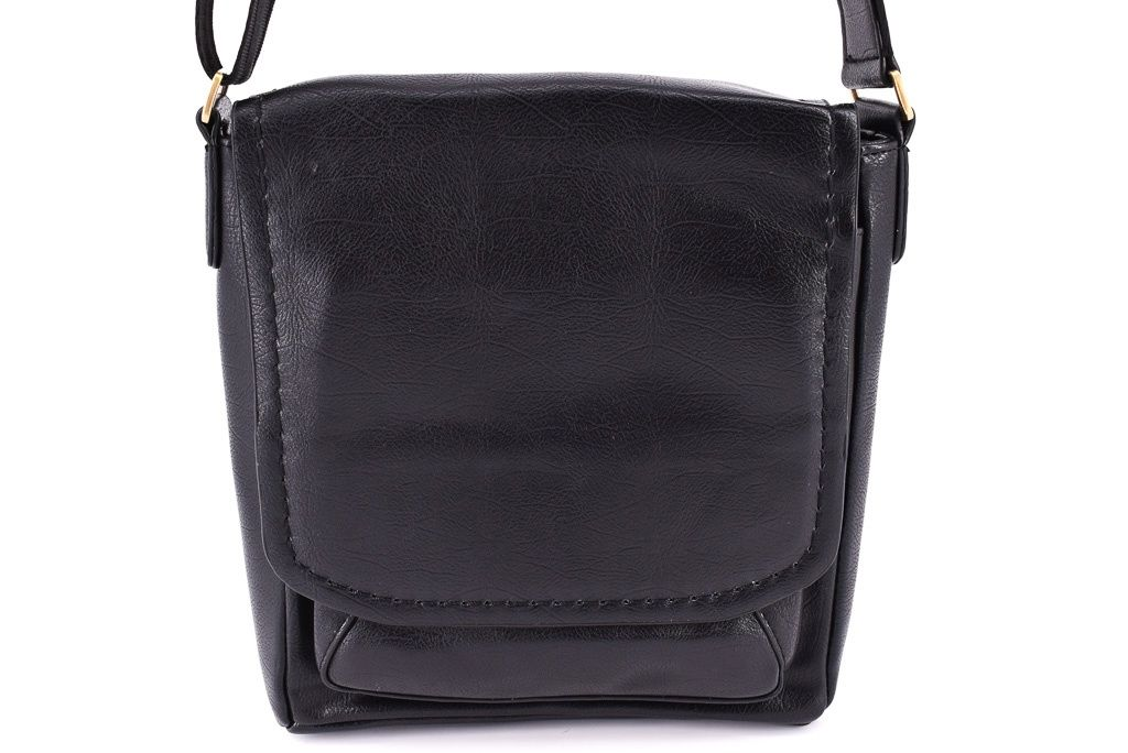Pánská taška crossbody - černá
