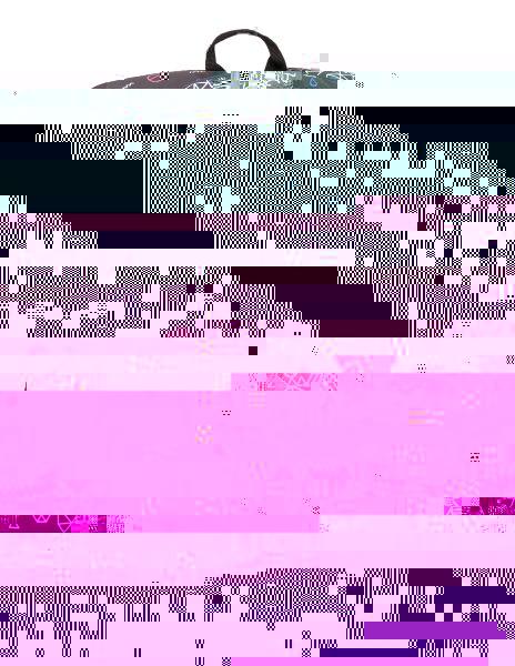 Dívčí studentský batoh Bagmaster ENERGY 7 E BLACK/PINK 8591805007674