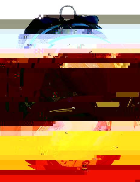 školní batoh od třetí třídy Bagmaster BAGMASTER THEORY 9 D BLUE/BLACK/GRAY