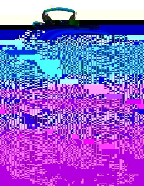 Školní batoh čtyřkomorový Bagmaster ELEMENT 7 B GREY/BLUE/GREEN 8591805007322