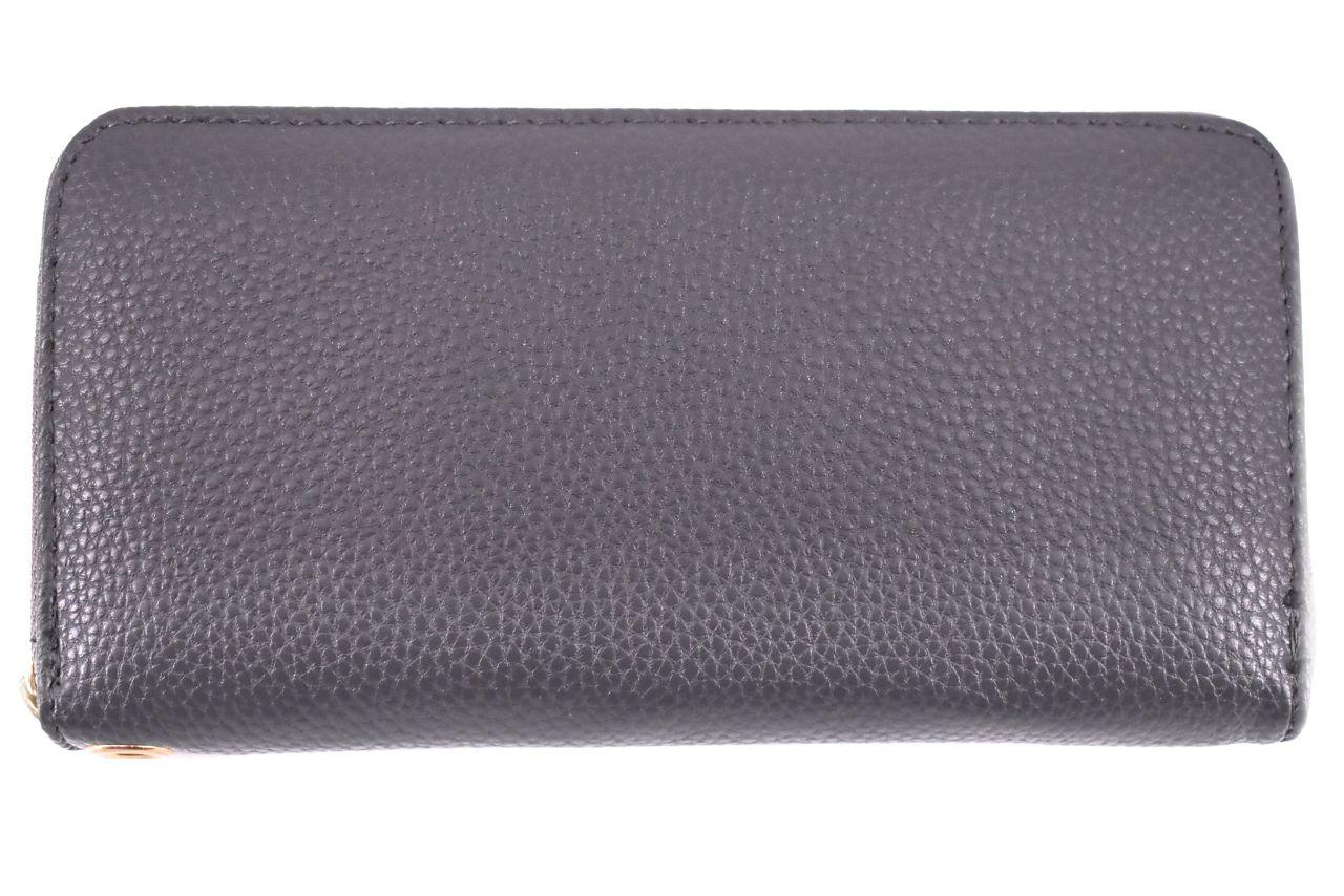 Peněženka  pouzdrového typu -  tmavě šedá