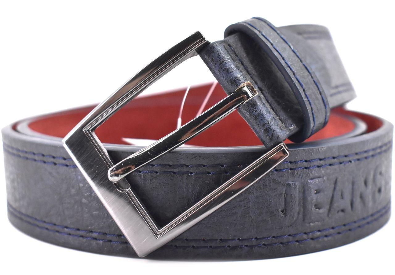 Široký opasek do Jeans - tmavě modrá / 120 40599