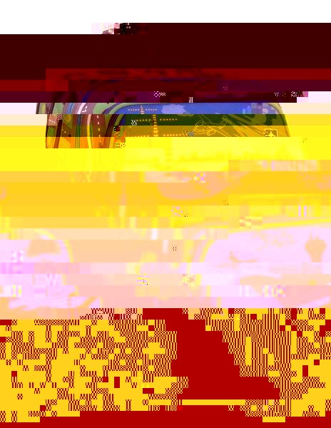 Školní batoh pro prvňáčka Bagmaster GALAXY 6 C BLUE/GREEN/YELLOW - Výprodej 8591805006936