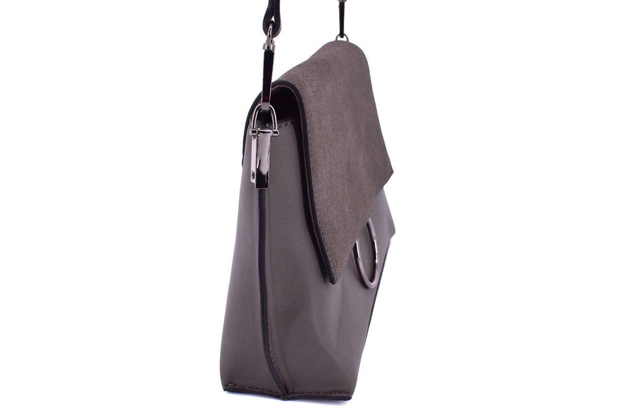 Dámská kabelka crossbody - béžová 35753