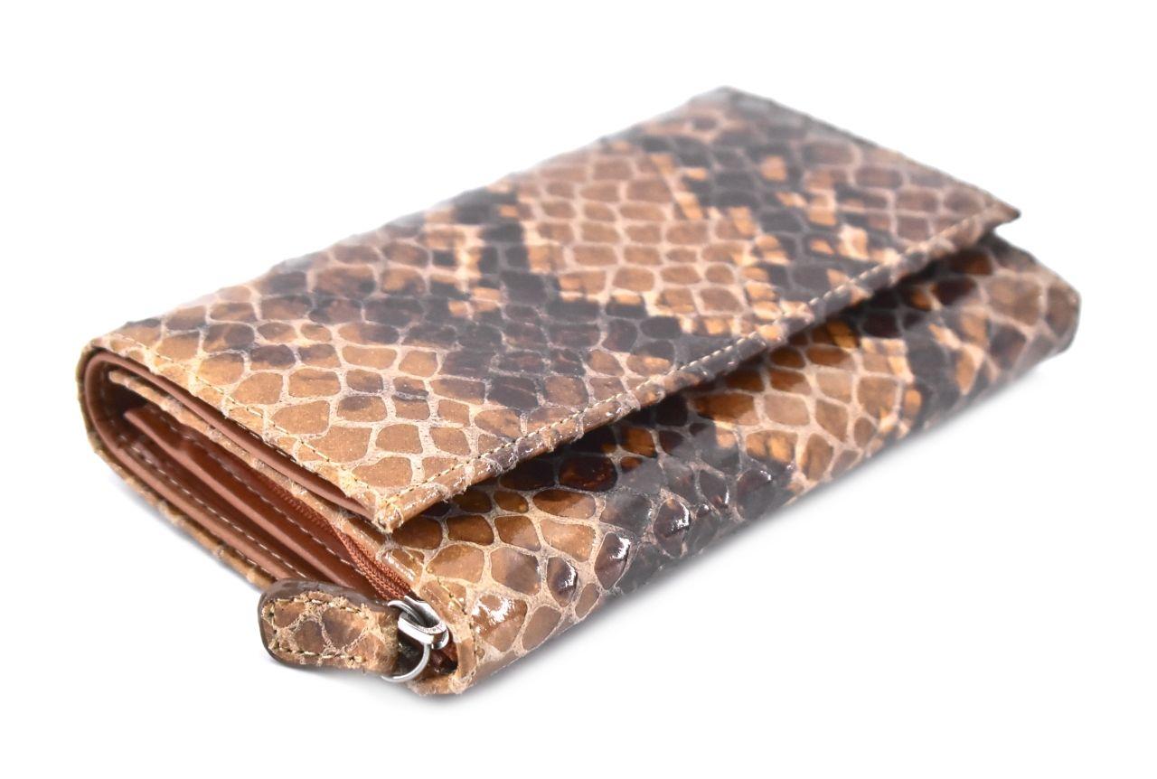 Luxusní dámská kožená peněženka z pravé kůže Arteddy - světle šedá