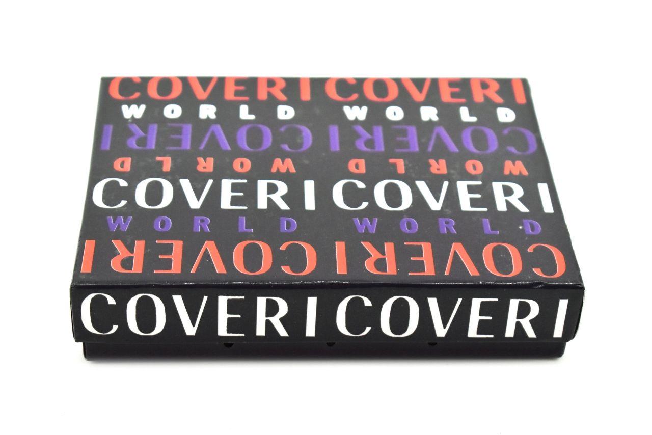 Pánská kožená peněženka  z pravé kůže Coveri World - hnědá