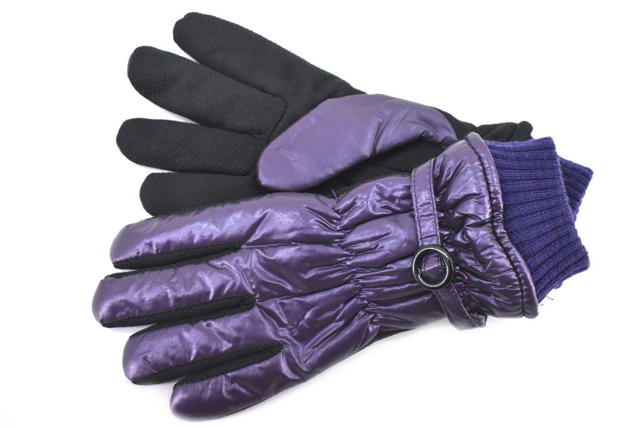 Dámské rukavice - fialová
