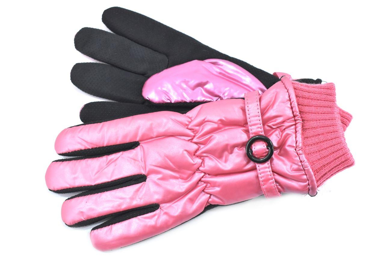 Dámské rukavice - růžová