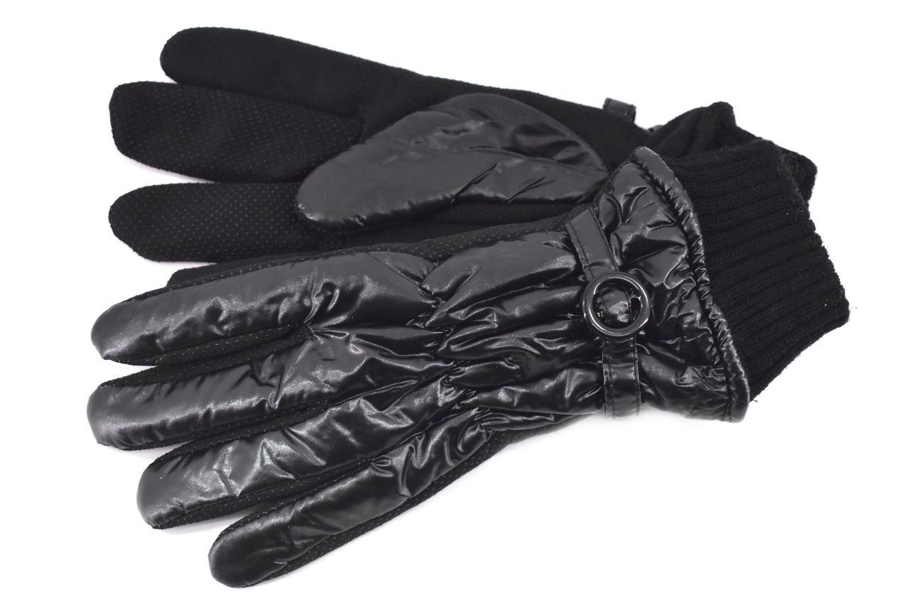 Dámské rukavice - černá