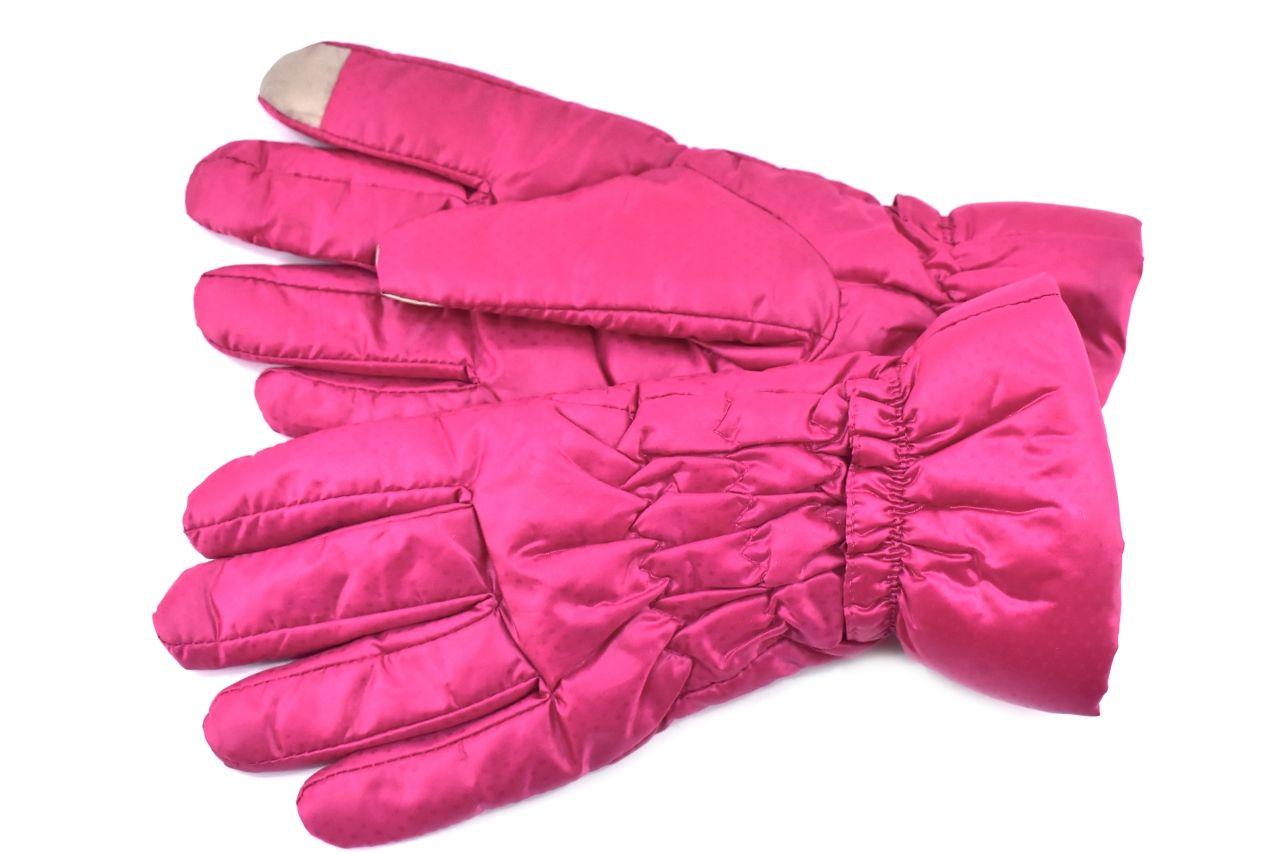 Dámské rukavice - fuxiová