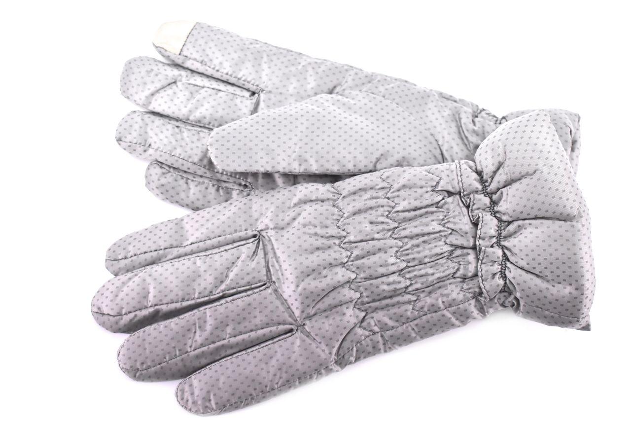 Dámské rukavice - světle šedá