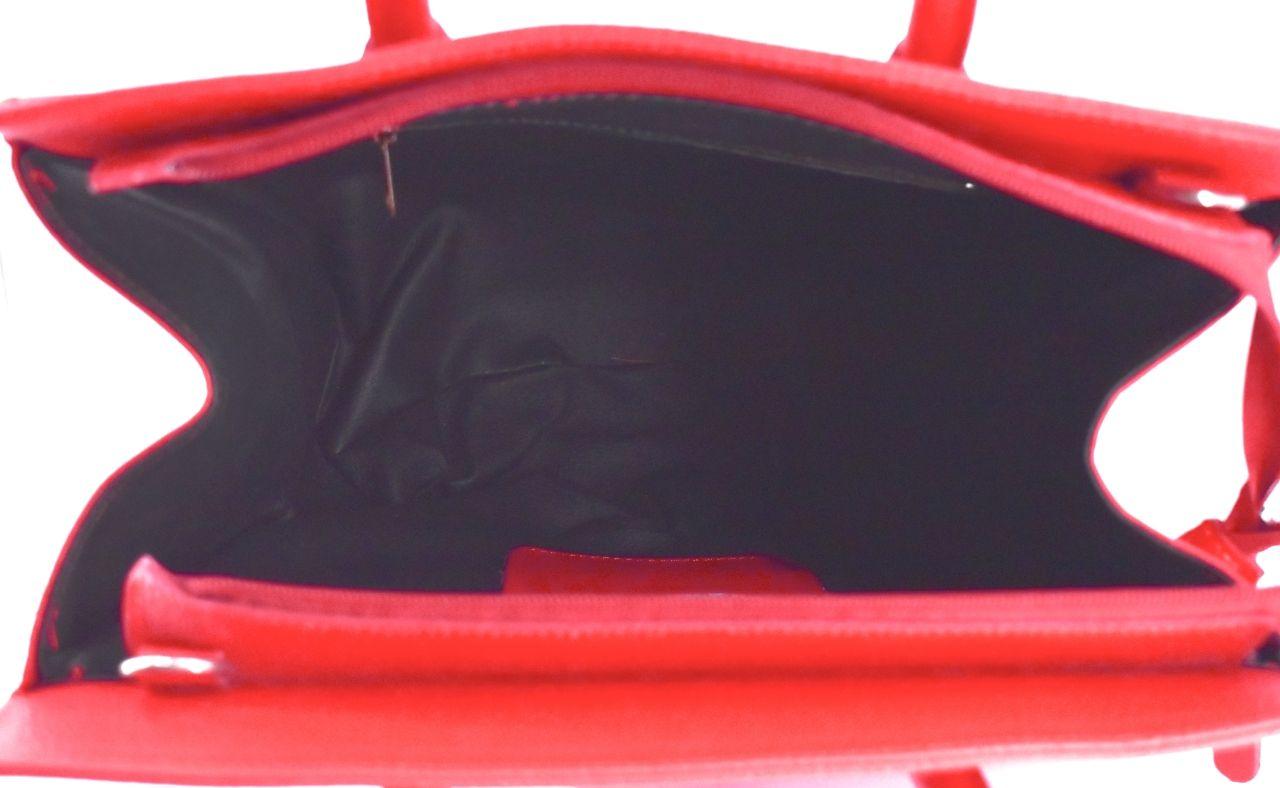 Luxusní dámská kožená kabelka Shopper - taupe/hnědá