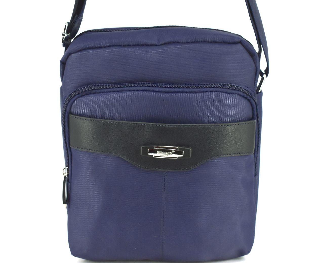 Taška přes rameno Herisson - modrá