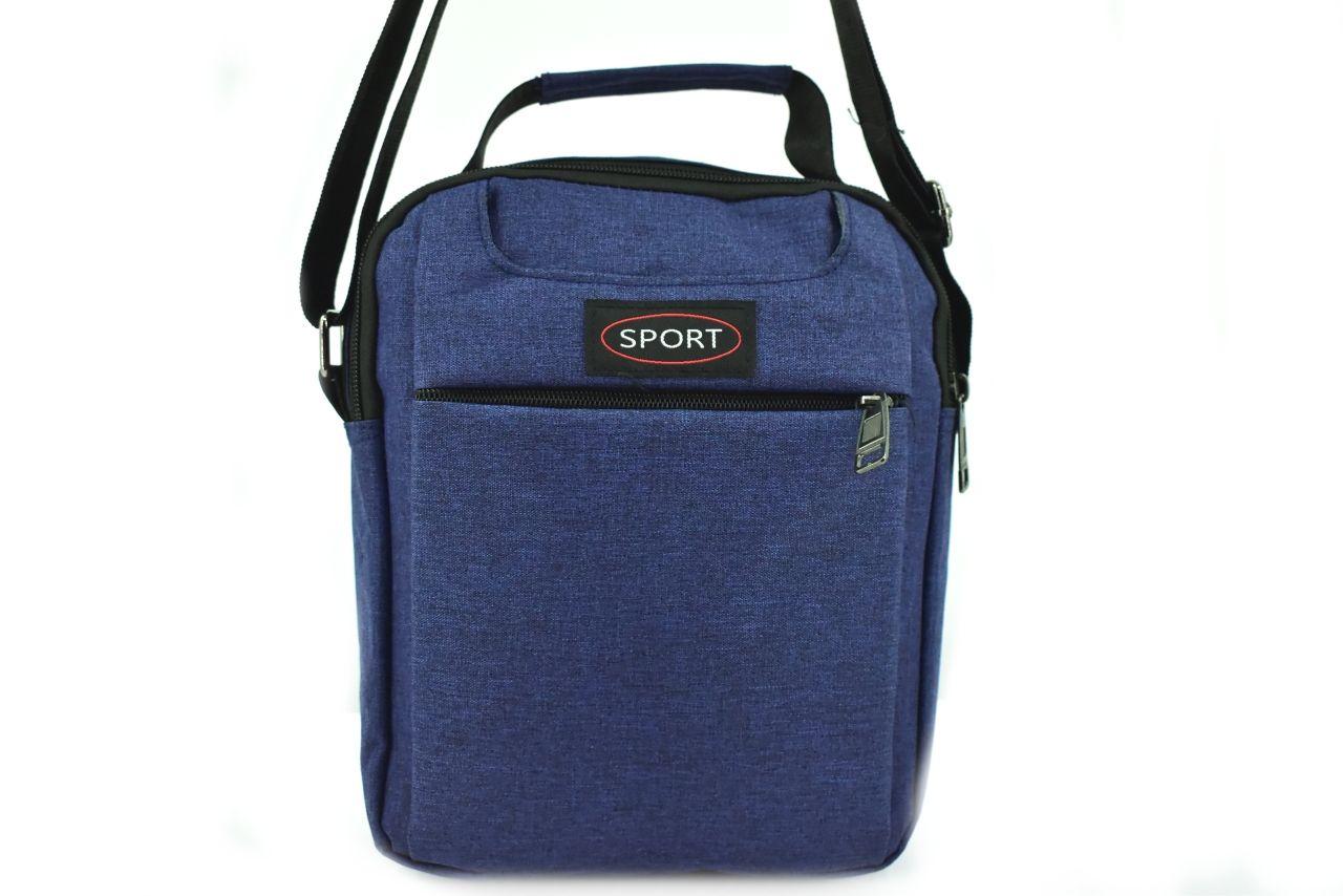 Taška crossbody sport - tmavě modrá